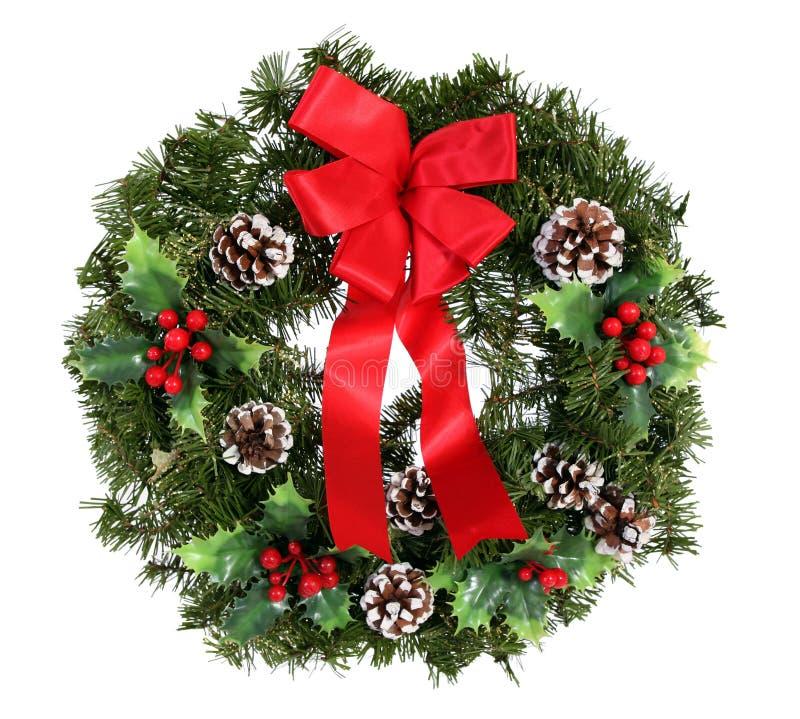 Download Christmas Wreath Stock Image - Image: 13996761