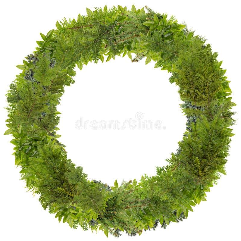 Free Christmas Wreath Royalty Free Stock Photos - 68730228