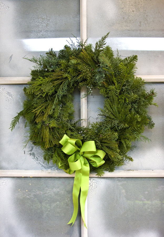 Download Christmas Wreath Stock Photos - Image: 7315763