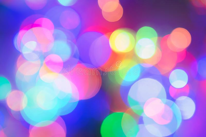 Christmas xmas, Happy new year 2020 abstract bokeh background. defocused.  royalty free stock photos