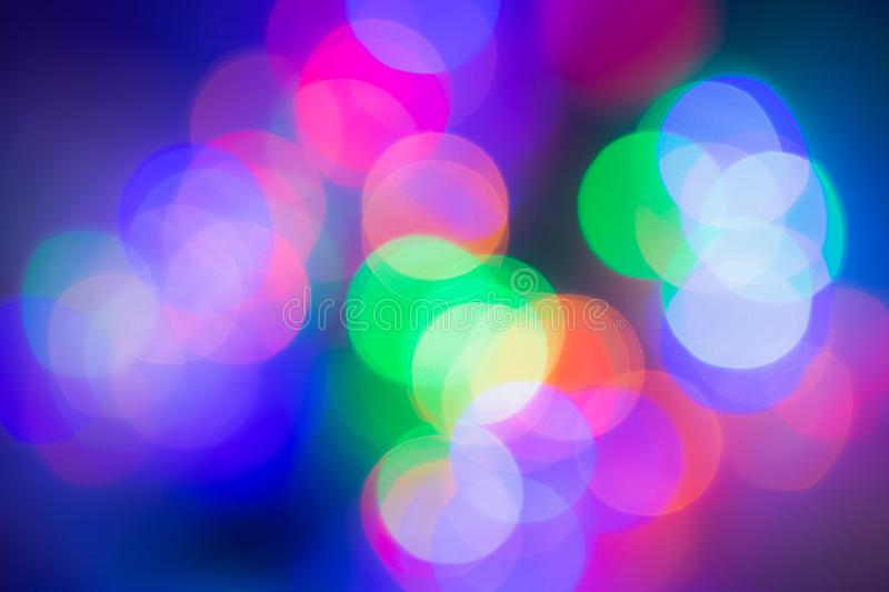 Christmas xmas, Happy new year 2020 abstract bokeh background. defocused stock images