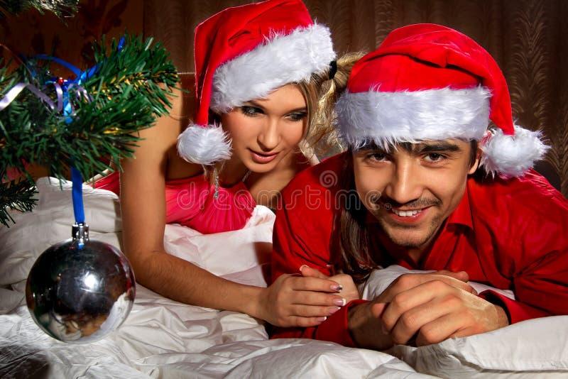 christmassdrömmar fotografering för bildbyråer