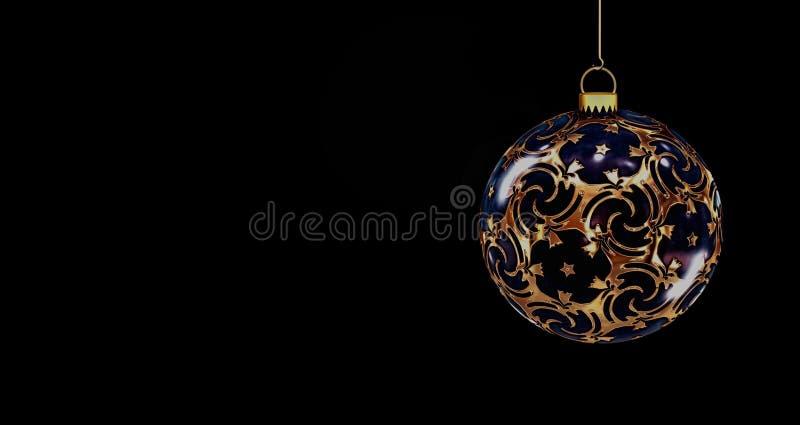 Christmast ball royalty free stock photo