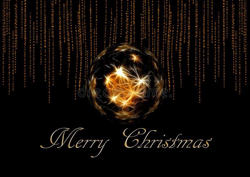 Christmast ball royalty free stock photos