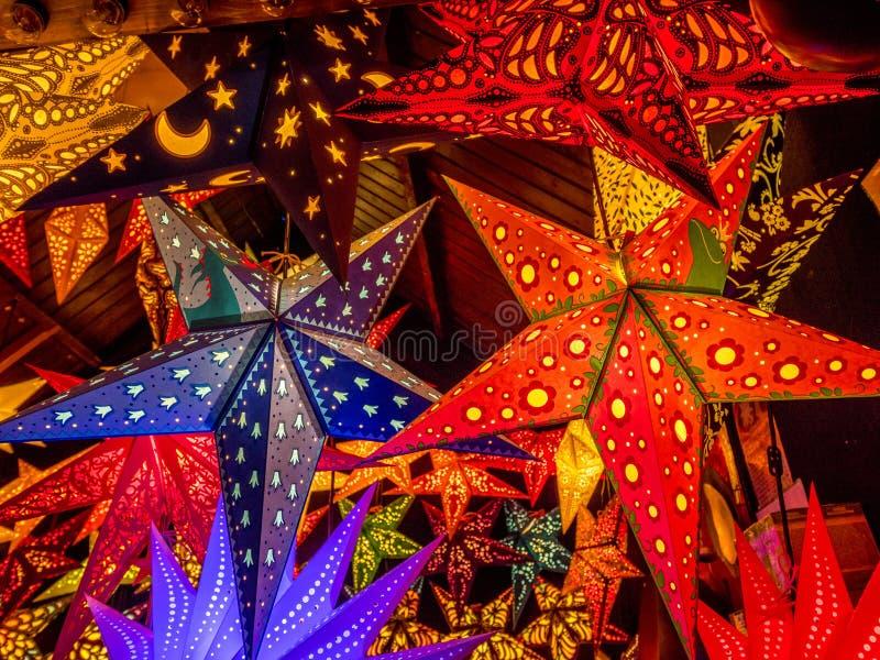 Christmastime στο Μόναχο, Βαυαρία στοκ εικόνα με δικαίωμα ελεύθερης χρήσης