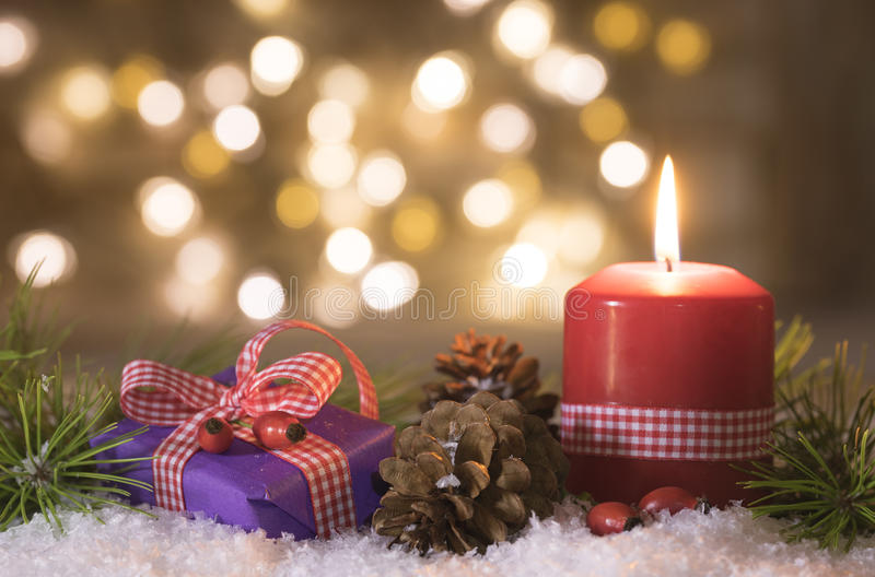 christmastime photo stock