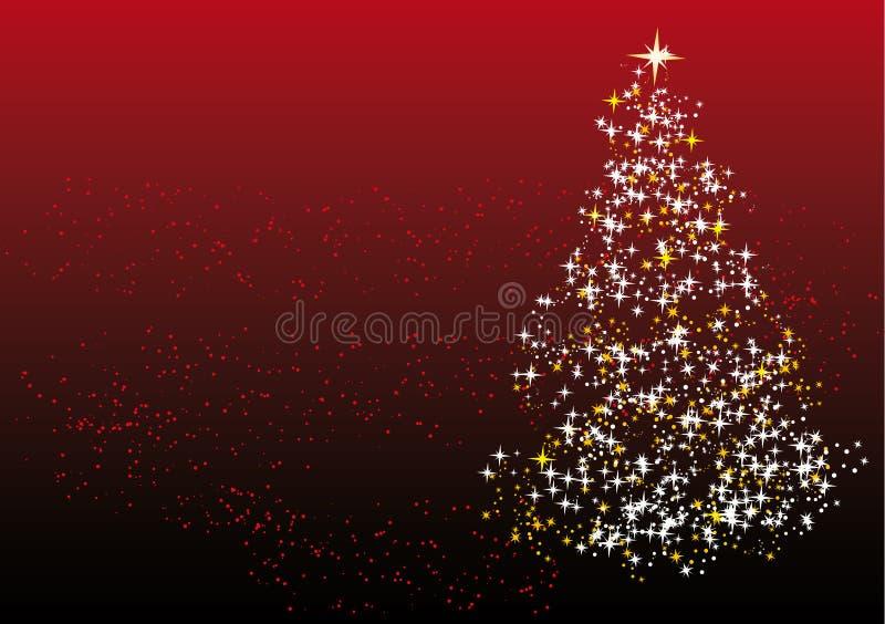 Christmastree libre illustration