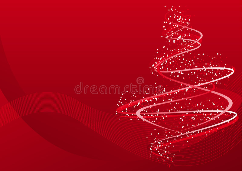 Christmastree lizenzfreie abbildung