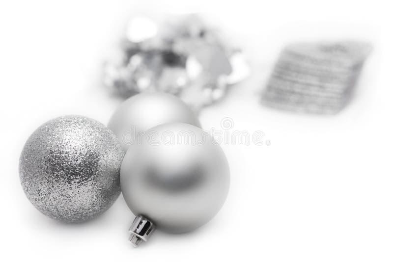 christmastree baubles стоковая фотография rf