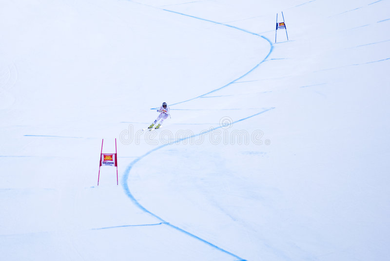 Christoph Gruber - Fis World Cup stock photos