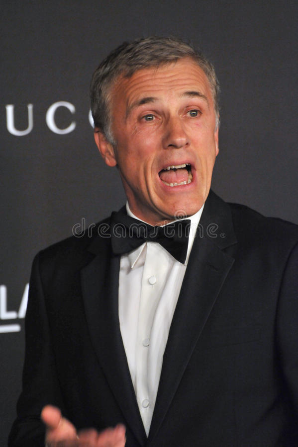 Christoph Waltz image stock