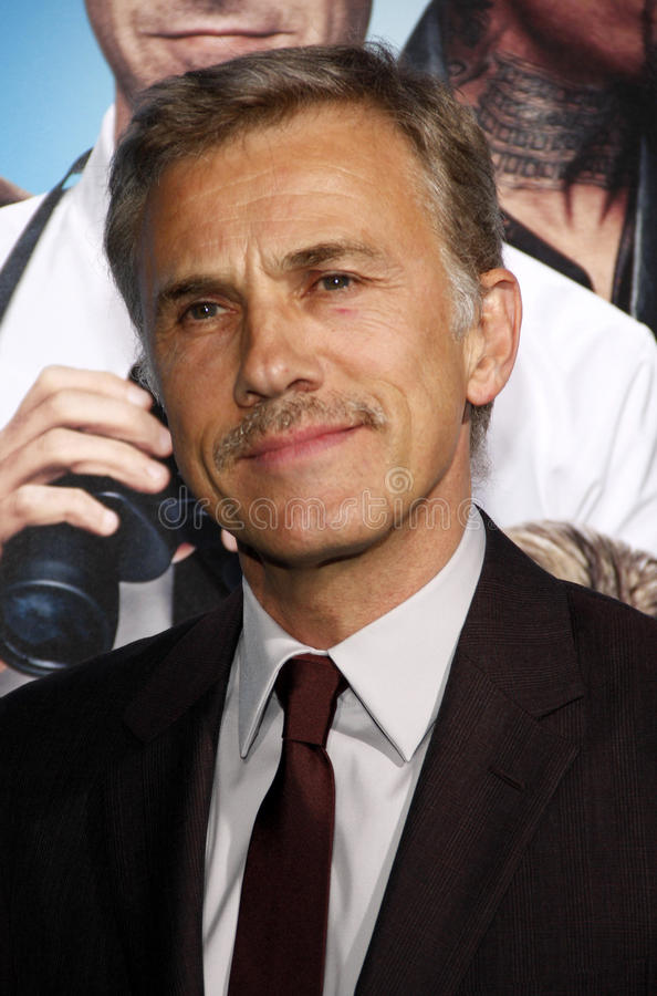 Christoph Waltz photos stock