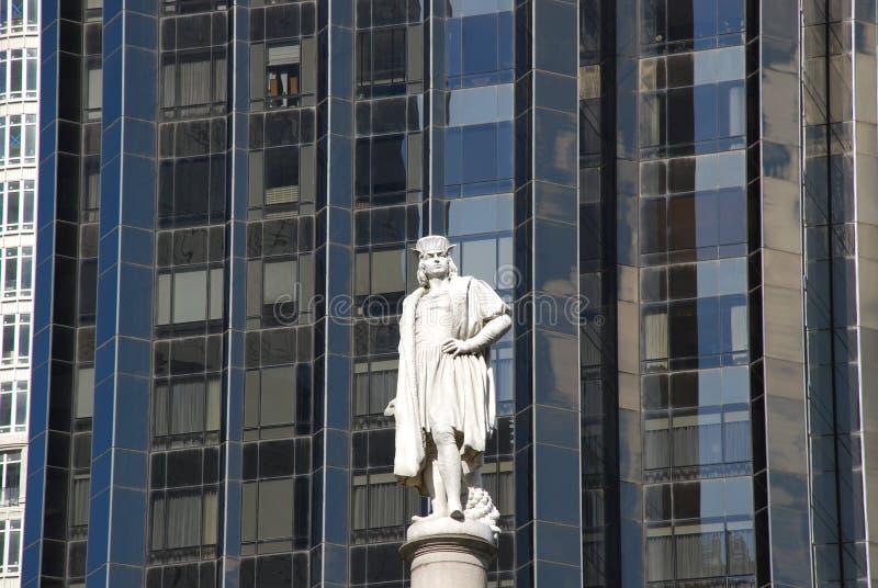 Christopher Columbus fotografie stock libere da diritti