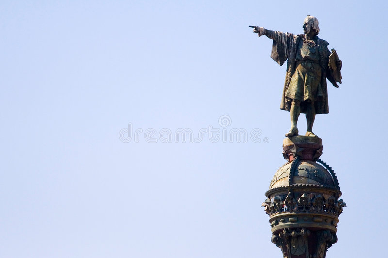 Christopher Columbus image stock
