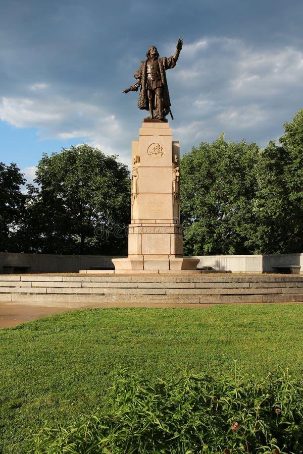 christopher Columbus zdjęcie stock