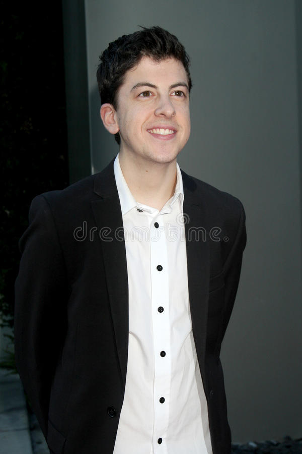 Christopher Mintz-Plasse, photographie stock libre de droits