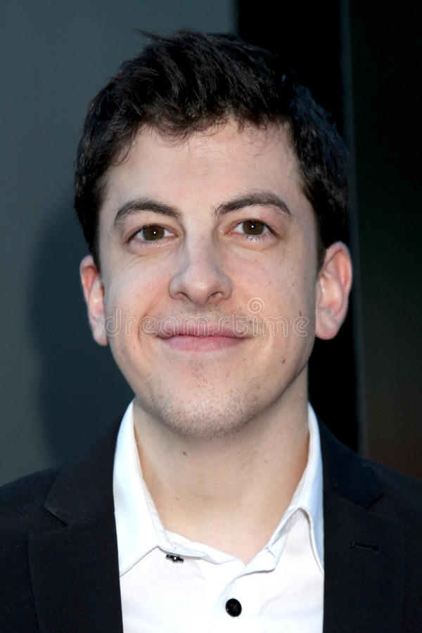 Christopher Mintz-Plasse photo libre de droits