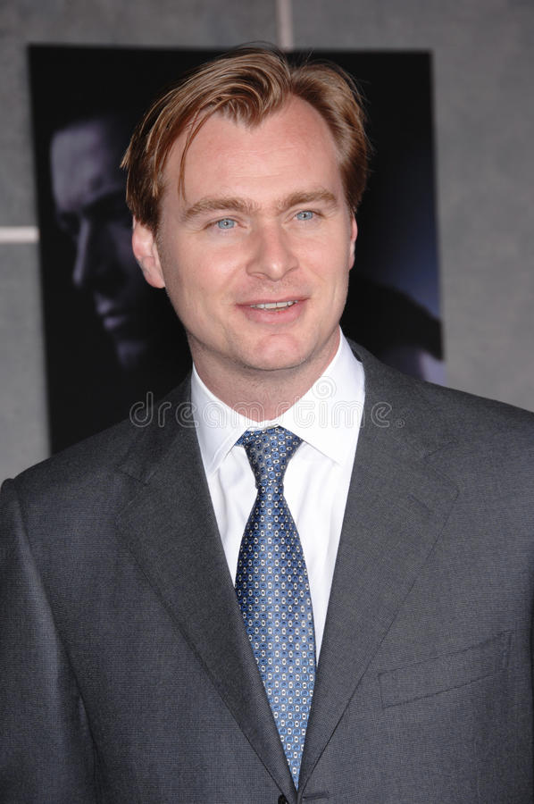 Christopher Nolan photos stock