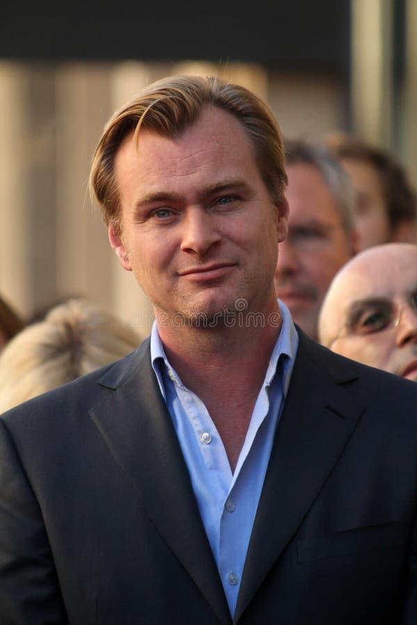Download Christopher Nolan redaktionelles stockfoto. Bild von hans - 26355488