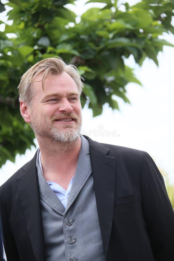 Download Christopher Nolan Assiste All'appuntamento Fotografia Editoriale - Immagine di talento, festival: 117975866