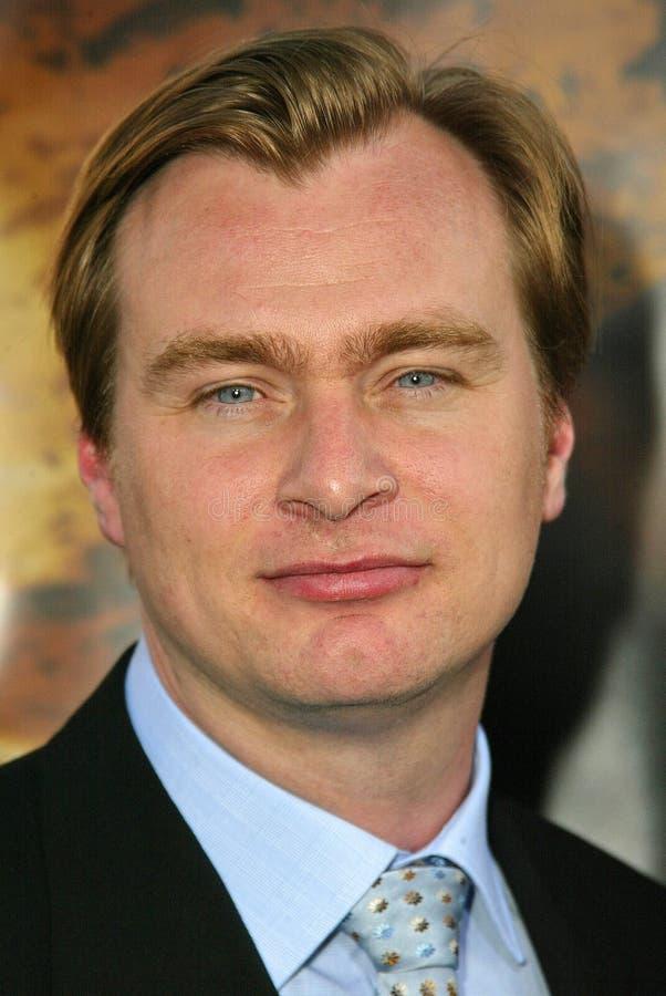 Christopher Nolan Editorial Stock Photo