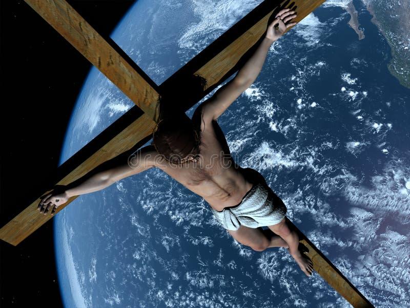 Christus vector illustratie
