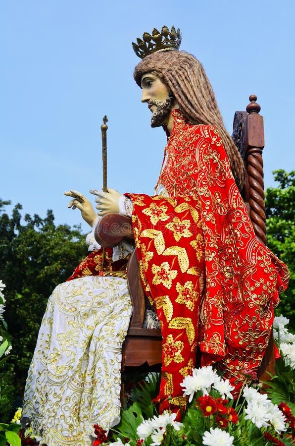 Christus de Koning royalty-vrije stock foto
