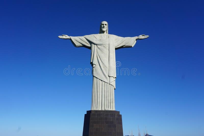 Christus de Verlosser stock afbeeldingen