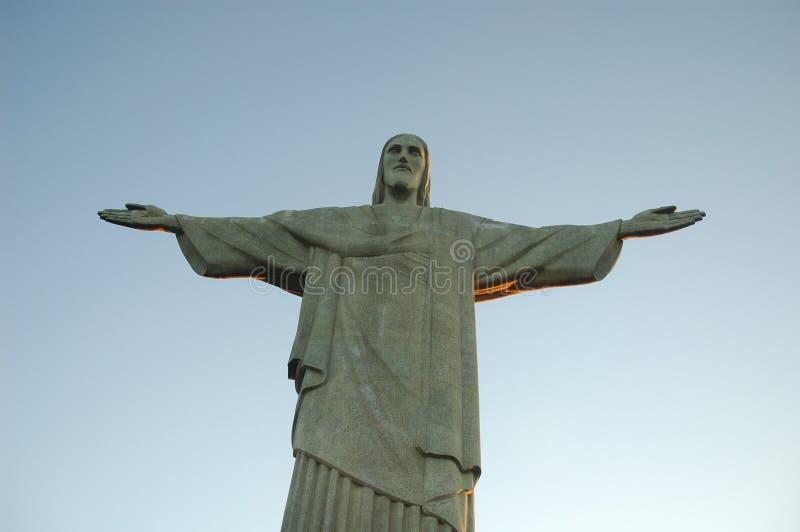 Christus de Verlosser - Christo Redentor stock foto