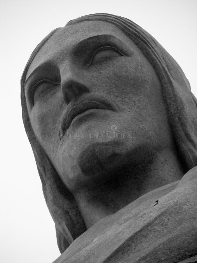 Christus-Erlöser, Rio de Janeiro, Brasilien lizenzfreies stockfoto