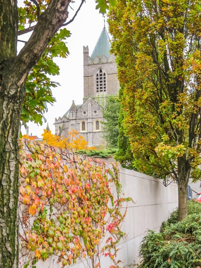 Download Christus-Kirchen-Kathedrale, Dublin Stockfoto - Bild von christentum, irland: 96929852