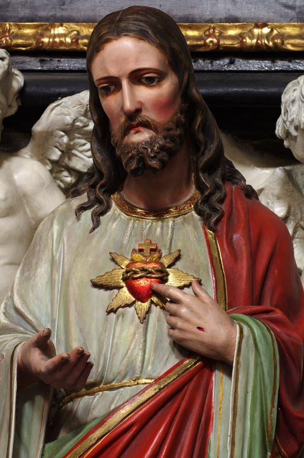 Christus-Porträt 3 stockbilder