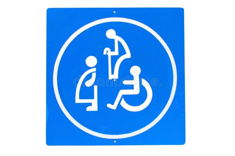 chromania ciążowy starczości znak fotografia royalty free