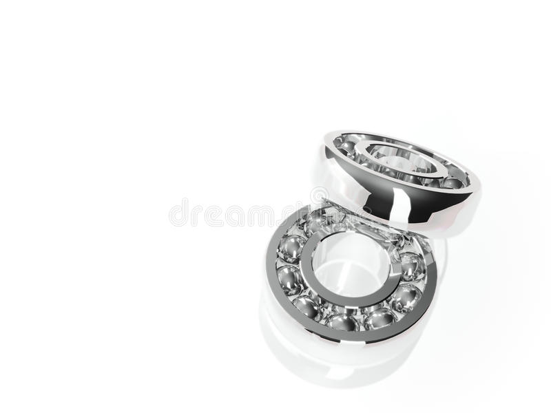 Chrome ball bearing