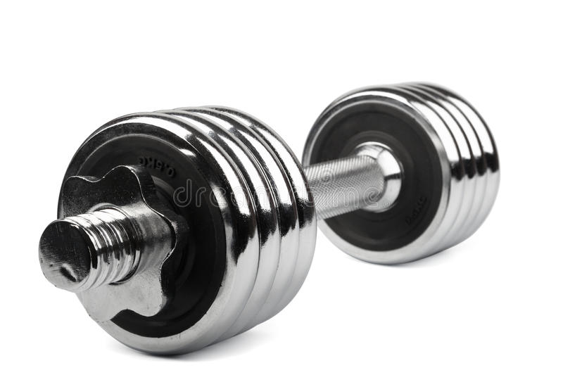 Download Chrome barbels stock photo. Image of muscular, life, build - 28280808