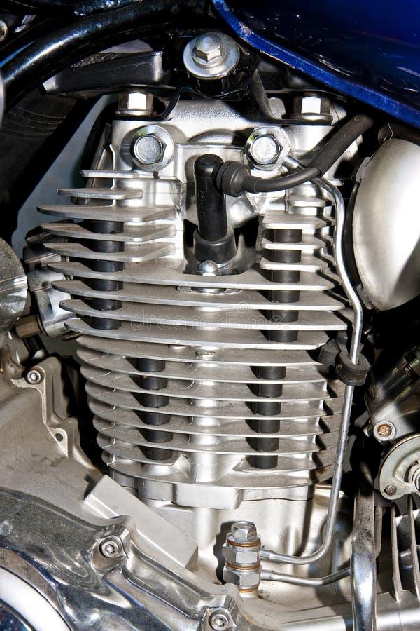 Download Chrome Engine stock photo. Image of chrome, twin, engine - 10539008