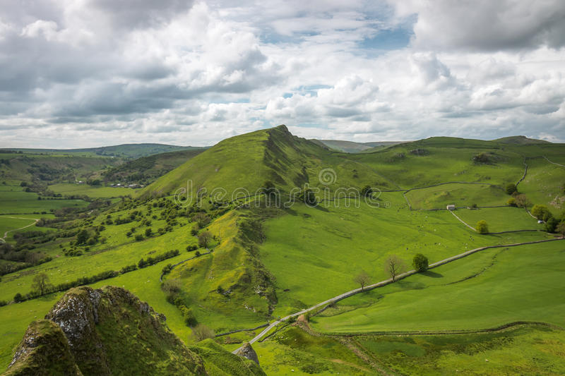 Chrome Hill royalty free stock images