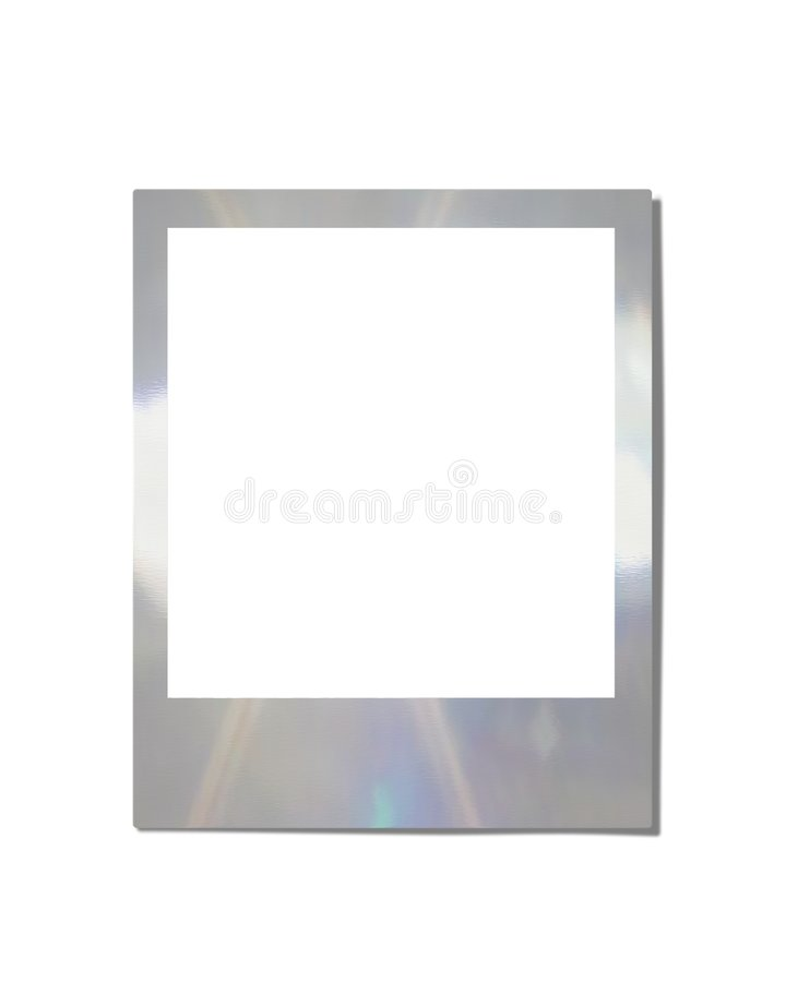 Free Chrome Instamatic Frame Royalty Free Stock Photo - 142515