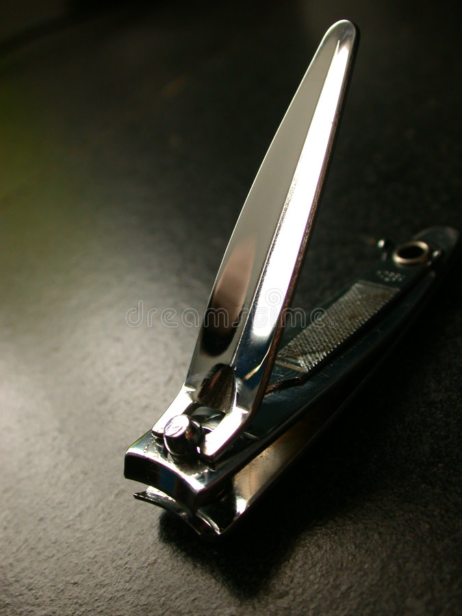 Free Chrome Nail Clippers Stock Images - 43954
