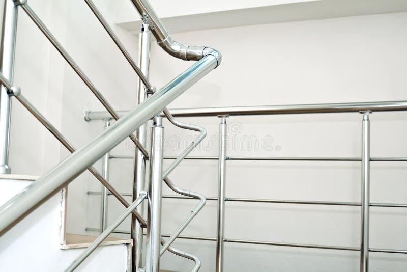 Download Chrome railing stock photo. Image of chrome, shiny, office - 23108672