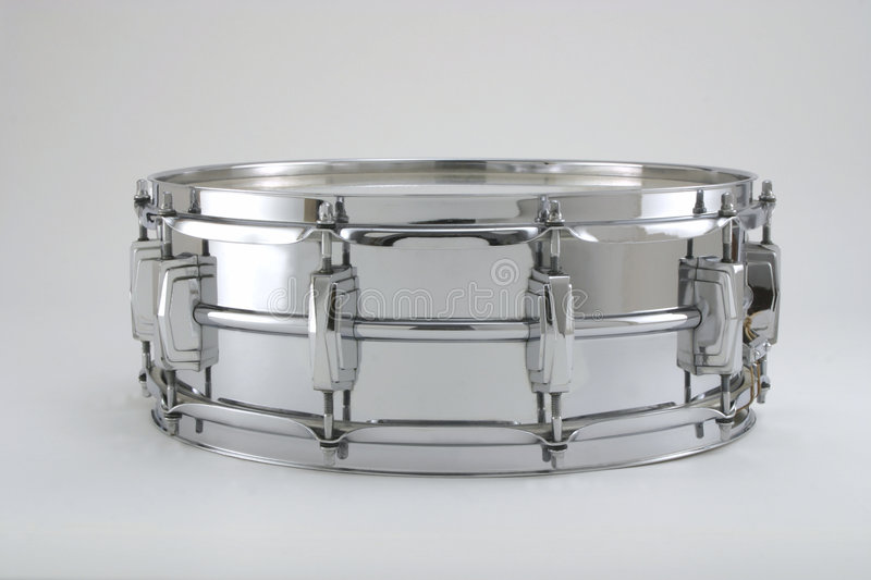 Download Chrome Snare Drum stock image. Image of orchestra, chrome - 2646811
