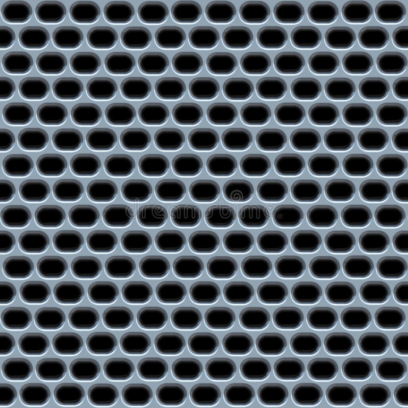 Chrome or steel mesh texture