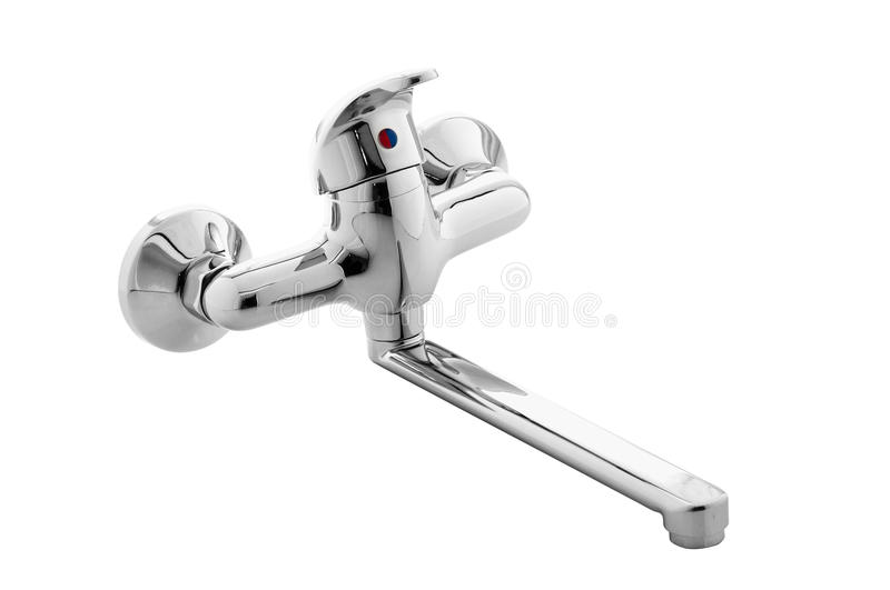 Download Chrome Tap Royalty Free Stock Image - Image: 23323266