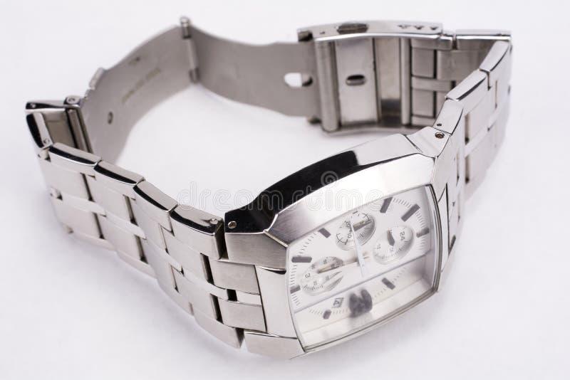 Chronografu zegarek fotografia stock