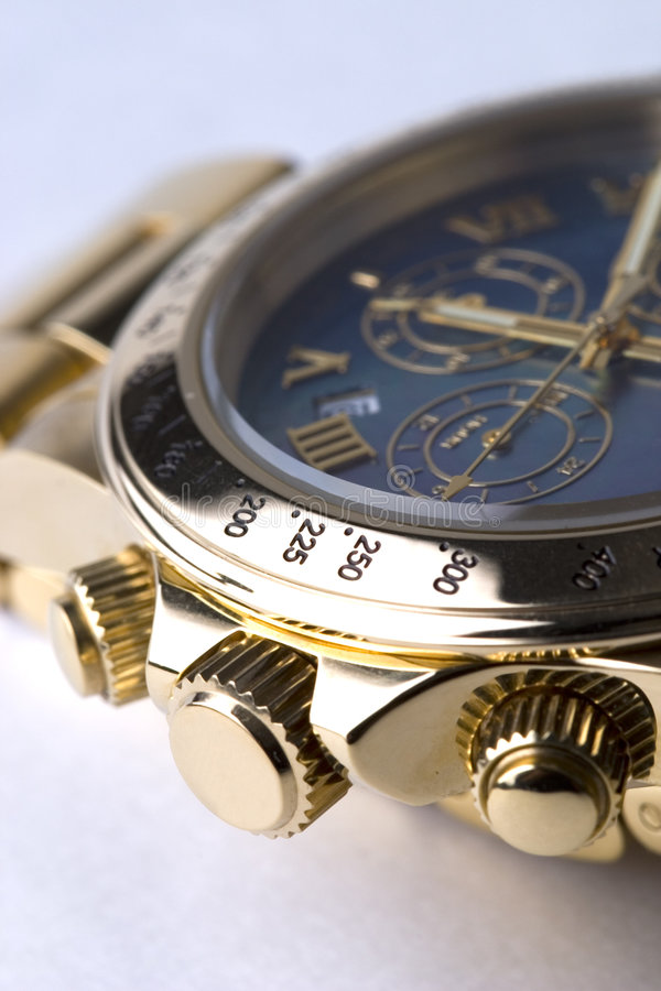 Chronograph 10 royalty free stock photos