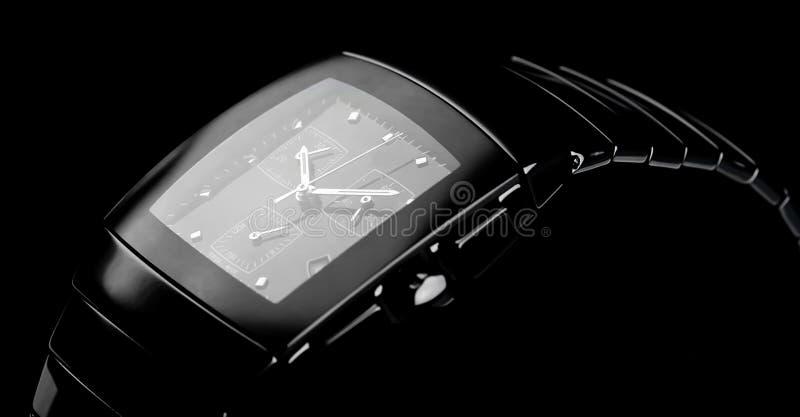 chronograph arkivfoton