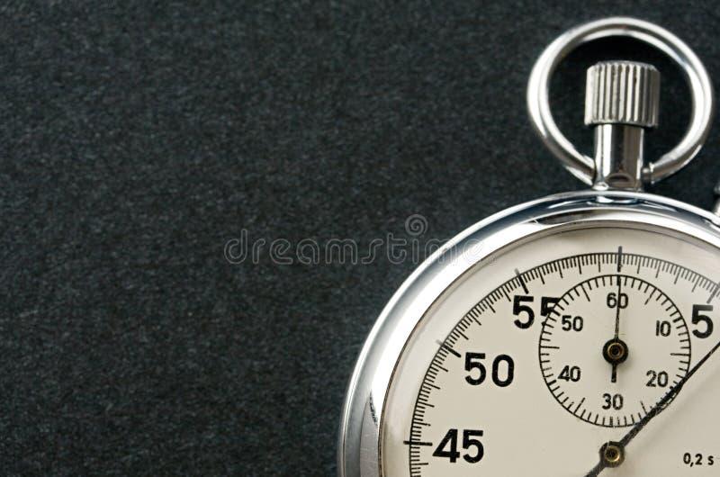 Chronomètre image stock