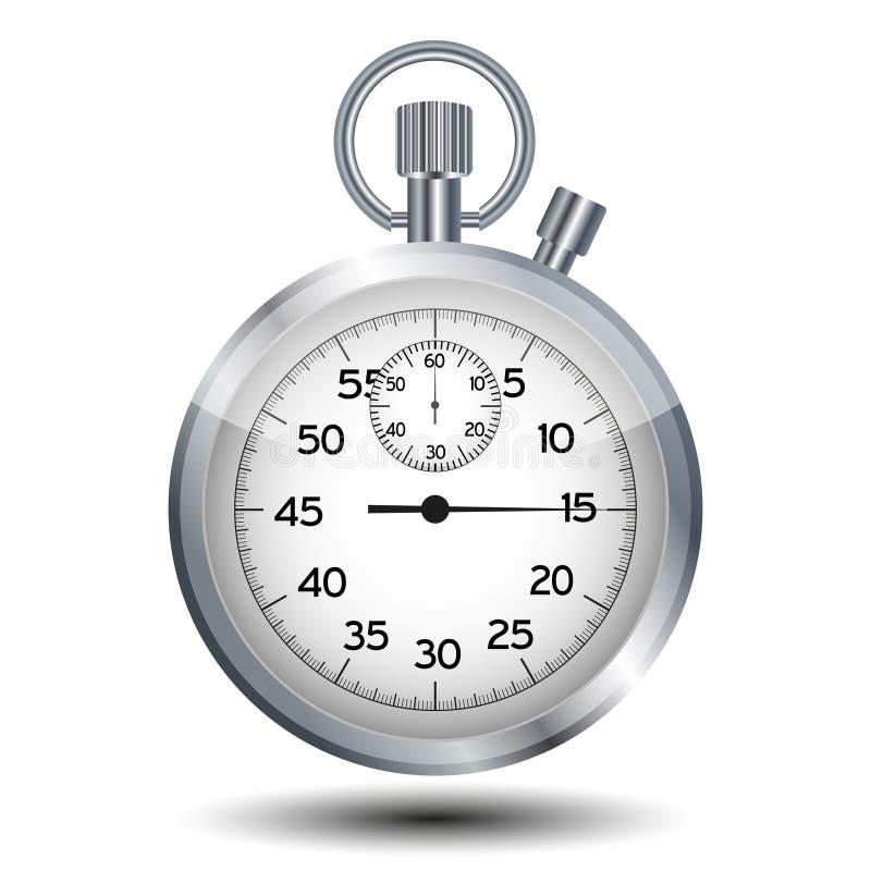 Chronomètre illustration libre de droits