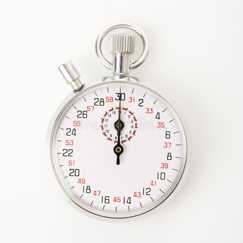 Chronomètre. photo libre de droits