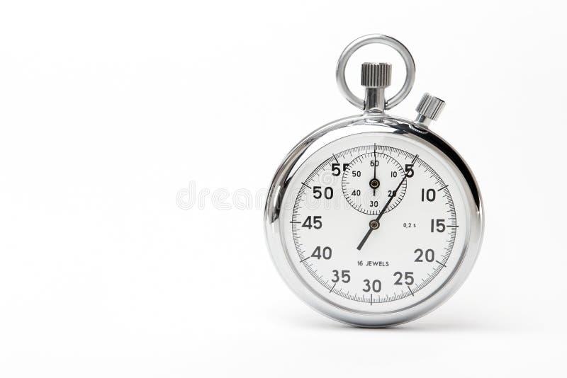 Chronomètre mécanique images stock